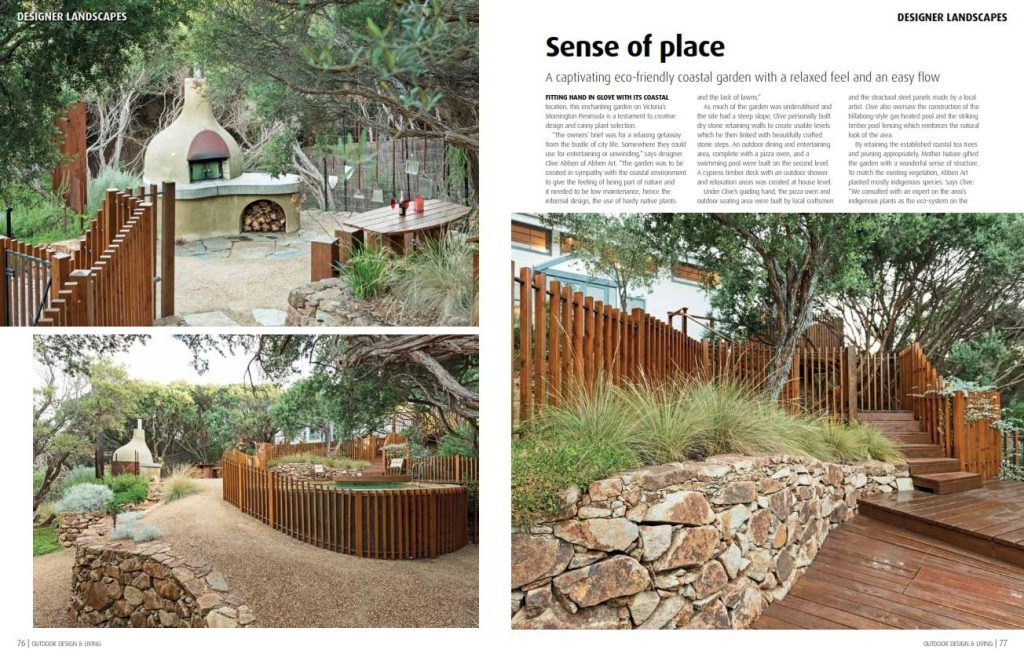 Featured Publications Landscapers Mornington Peninsula