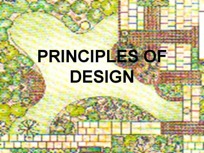 Principles of design landscapers mornington peninsula for Garden design principles