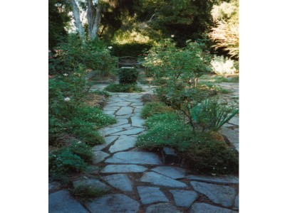 Picture of random stone path